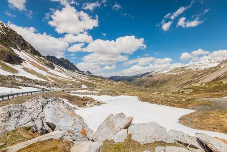 Primary colors of Engadin