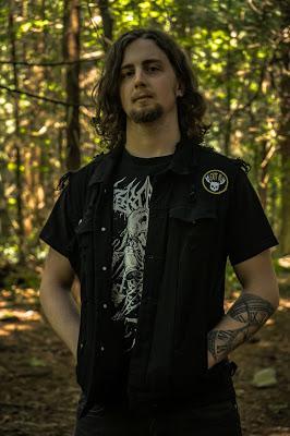 Canada's Epic Nerdy Black Metal SNAKEBLADE Streaming Debut Album