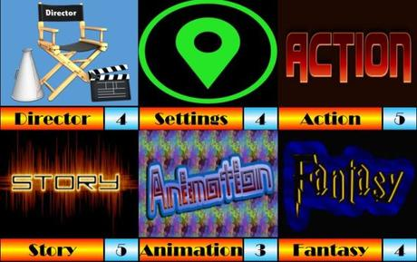 ABC Film Challenge – Animation – B – Beowulf (2007)