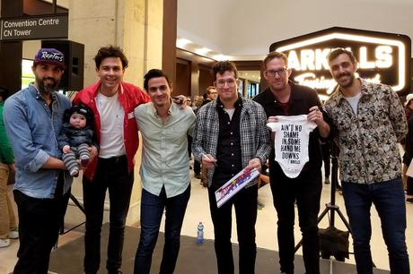 A Dozen Questions with Dad – Anthony Carone (Arkells)