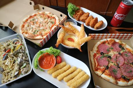 Fulfilling my Pizza cravings with Pizza Delivery Singapore