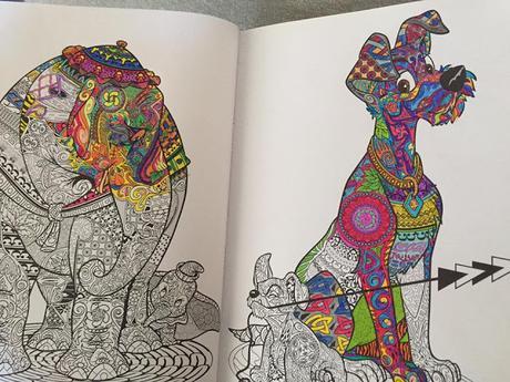 Art of Coloring: Disney Animals