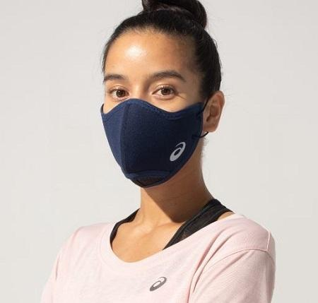 ASICS Groundbreaking Performance Mask Gives Runners Breathing Room Maintain Their Edge