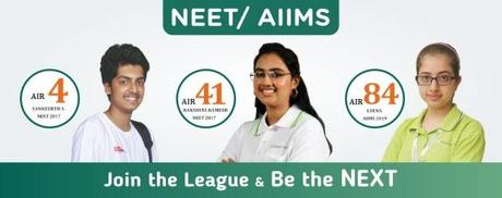 Best NEET Coaching Centers in Kota