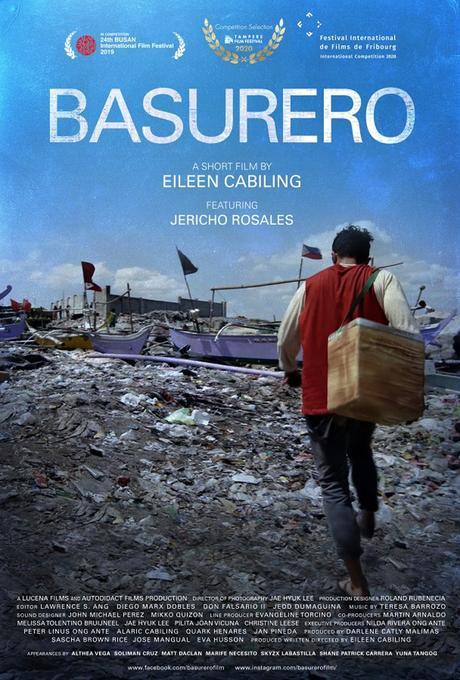 Basurero, Heneral Rizal, Nang Em To Premiere in Cinemalaya 2020