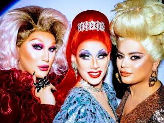 Life's A Drag... Soap Star Divas, POSE FX & A Baga Chipz: Part 2!
