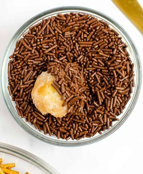 Nutella Donut Acorns