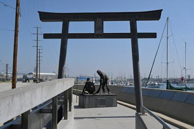 JAPANESE FISHING VILLAGE MEMORIAL at TERMINAL ISLAND, LA: A Piece of California's Hidden History