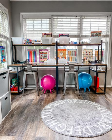Virtual Learning Space for two kids