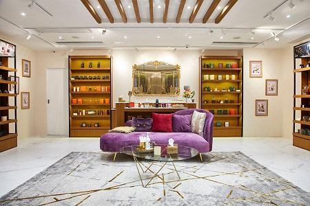 Parfumerie Trésor - Olfactory Gallery at Landmark Central