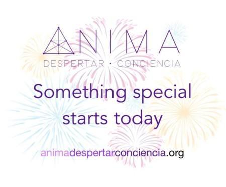 Launch of ANIMA Despertar Conciencia, a Spanish language new channel