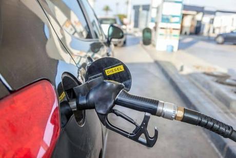 car-filing-diesel-at-gas-station