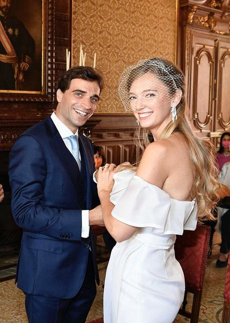Archduchess Eleonore von Habsburg and Jérôme d'Ambrosio Royal Wedding