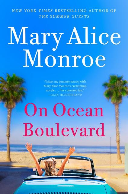 On Ocean Boulevard by Mary Alice Monroe- Feature and Review
