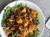Roasted Cauliflower Spicy Tahini Sauce