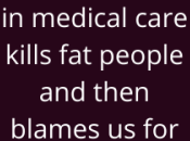 Report: Medical Fatphobia Could Undermine Effectiveness COVID-19 Vaccine