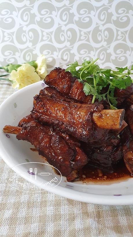 Sweet and sour pork rib  糖醋排骨
