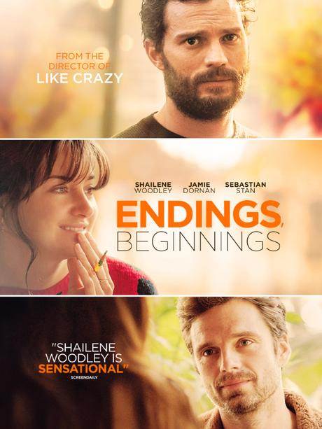 Endings, Beginnings – Out Tomorrow on Amazon, Sky, Virgin, iTunes