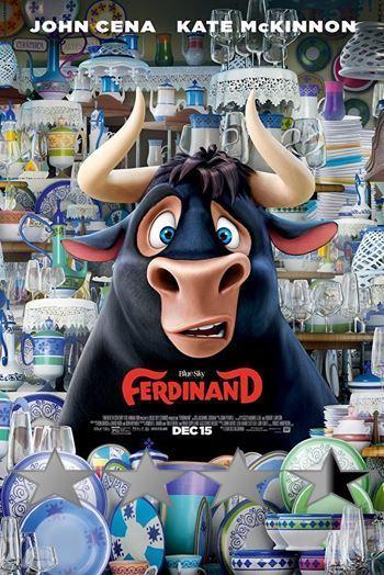 ABC Film Challenge – Animation – F – Ferdinand (2017)