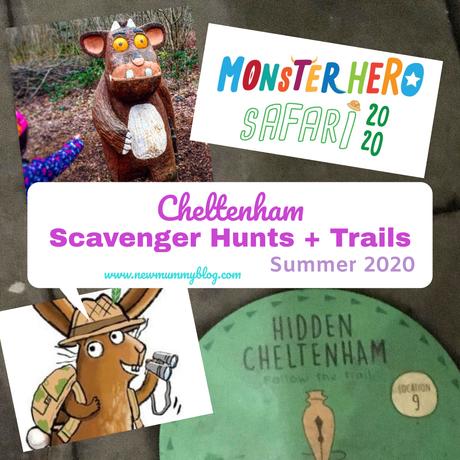 Cheltenham Scavenger hunts and trails – Summer 2020