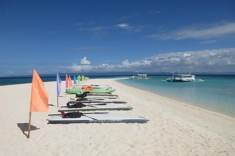 How to Go to Kalanggaman Island