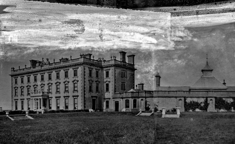 most haunted mansion ireland