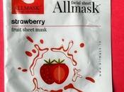 ALLMASK Facial Sheet Mask Review: Made India