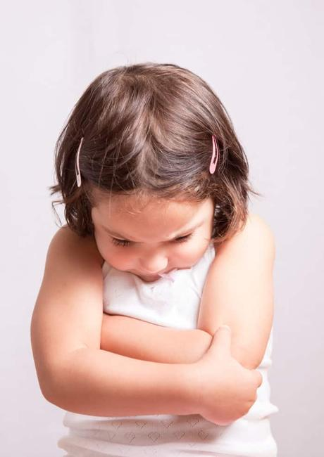 How do you know breastfeeding upsets the toddler