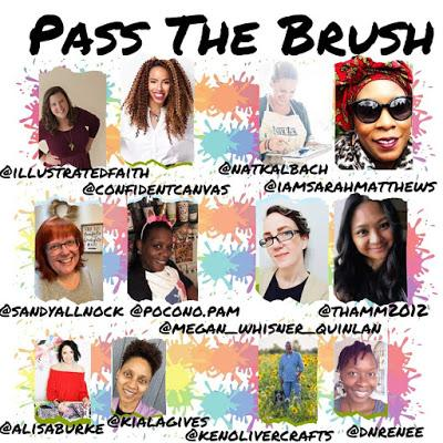 Pass The Brush Video Experience