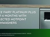 Hotpoint Dishwashers Free Fairy Tabs!