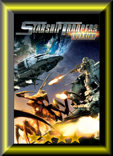 Franchise Weekend – Starship Troopers: Invasion (2012) Movie Review