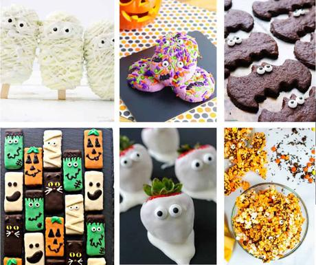 25 Easy, Creative Halloween Desserts