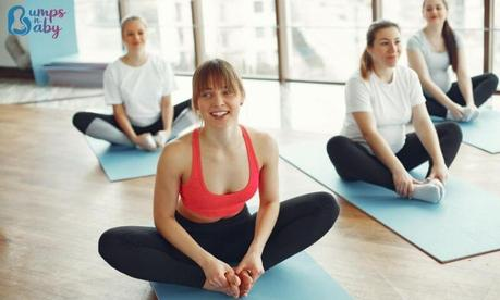 Butterfly Exercise during Pregnancy for Normal Delivery