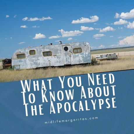 We Aren't Close To The Apocalypse, We Are Knee Deep In It And Need To Pay Attention Before We All Die.