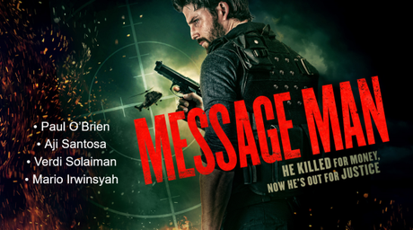 Message Man (2018) Movie Review