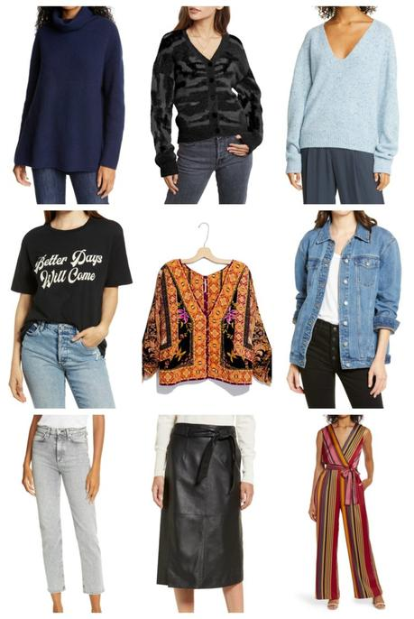 What I Bought from the Nordstrom Anniversary Sale (and what I considered buying)