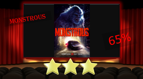 Monstrous (2020) Movie Review
