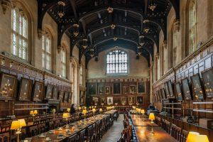 The Top Ten Libraries in Which Studying Is a Pleasure