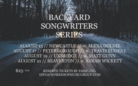 Backyard Stories, Robyn Ottolini Q&A and 5 Quick Questions