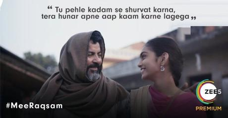 Mee Raqsam: A Powerful and beautiful story of the unbreakable bond of father-daughter love
