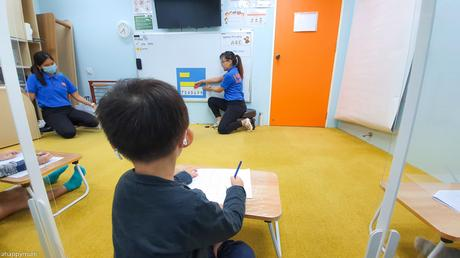Our love for Heguru continues {Review of Heguru Education Centre Part V}