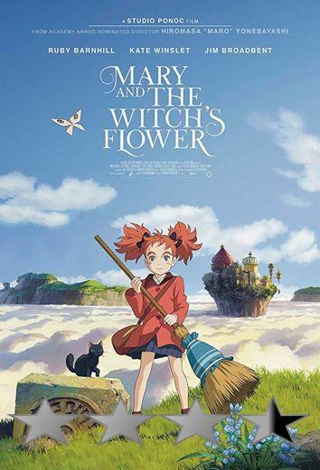 ABC Film Challenge – Animation – M – Mary and the Witch's Flower (2017)