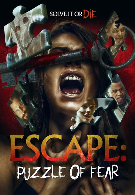Escape: Puzzle of Fear (2020) Movie Review