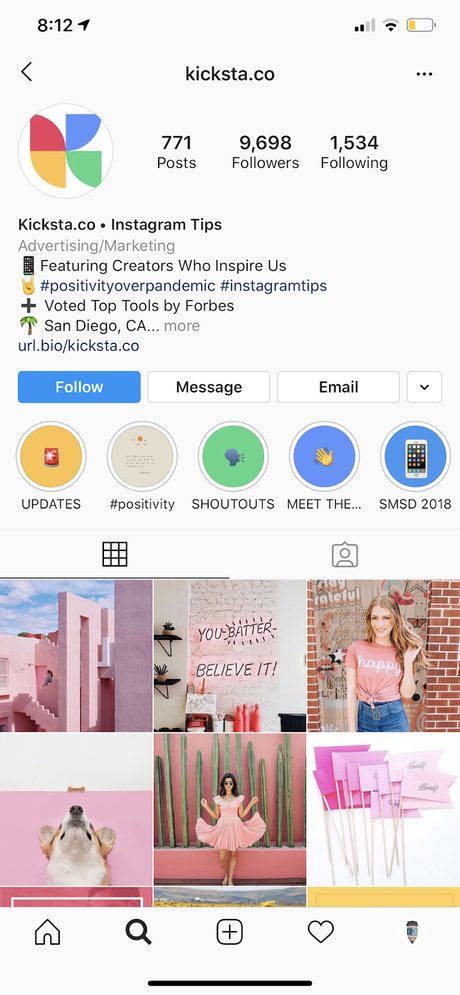 How To Perfectly Optimized Instagram Bio (Tips & Strategies) 2020