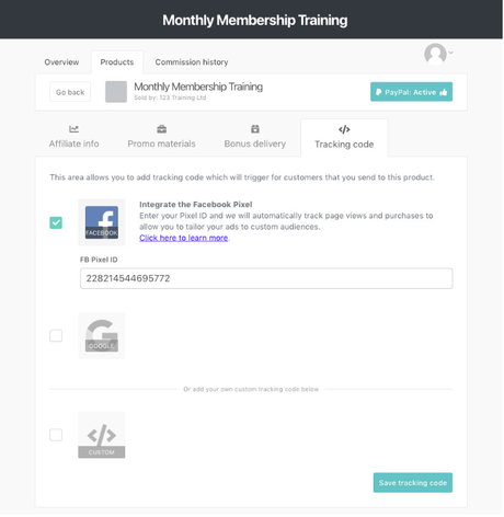 How To Use Tracking Codes In ThriveCart 2020