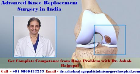Get Complete Competence from Knee Problem with Dr. Ashok Rajgopal