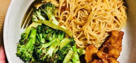 Freezer Friendly Sesame Chicken with Noodles2 min read