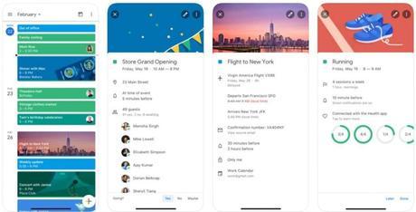 Google Calendar Time Planner
