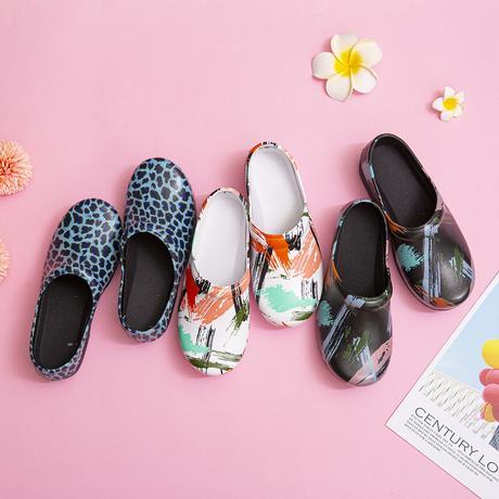 SOCOFY leopard print sandals