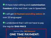 Speechelo Review 2020 Worth Hype? ($53 Discount Coupon)